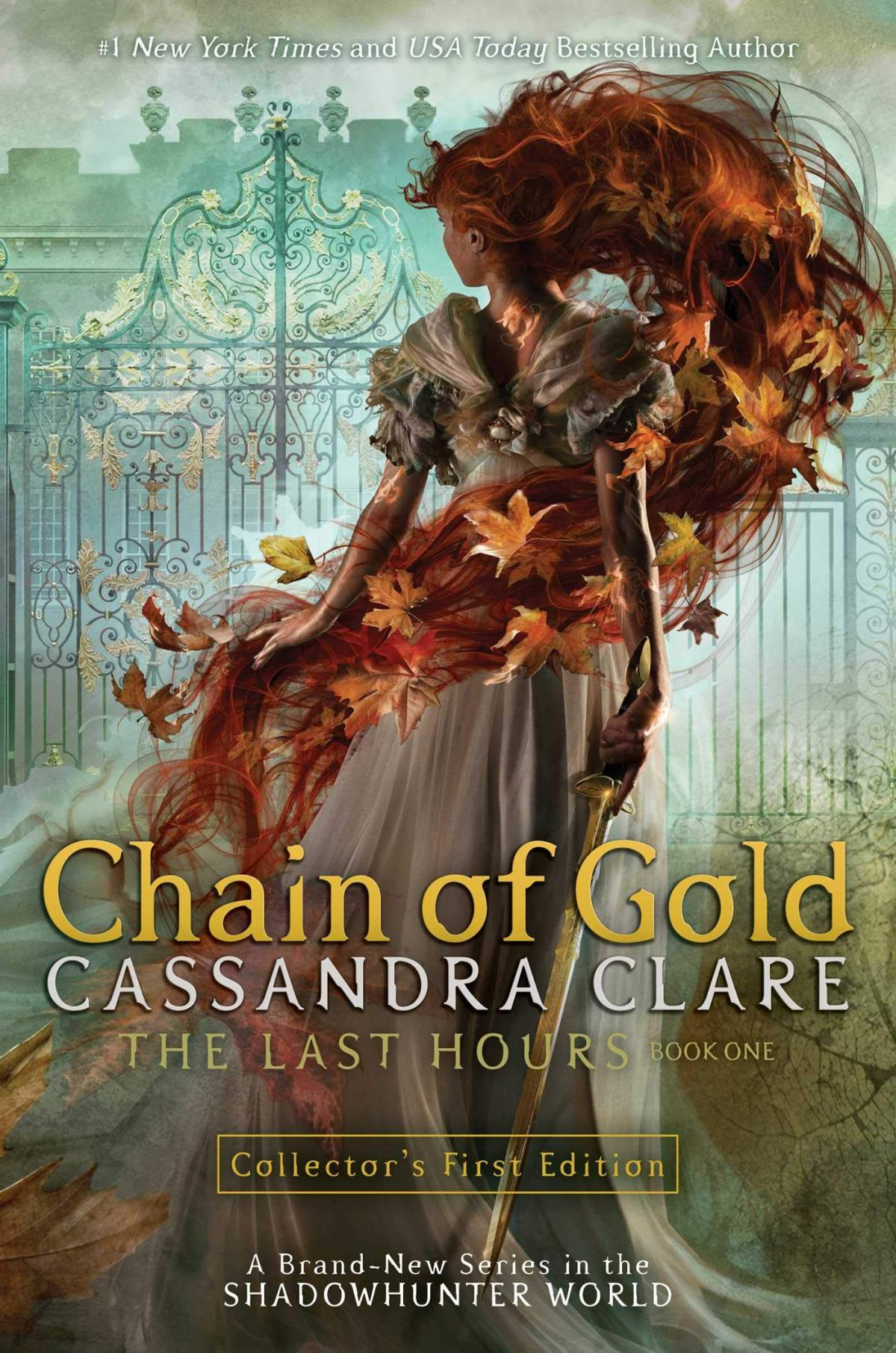 Chain of Gold (The Last Hours #1) by CassandraClare